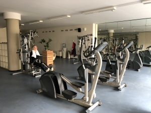 Fitness in Rheinsberg