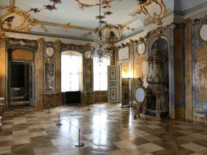 Schloss Besichtigung Rheinsberg Schloss